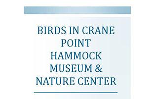 Birds in Crane Point Hammock