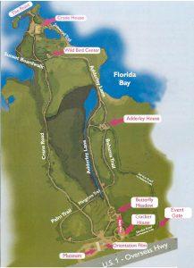 Crane Point Map