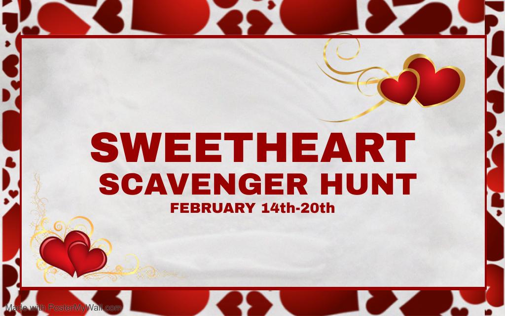 ❤ Scavenger Hunt ❤